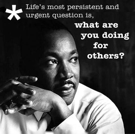 HAPPY MLK DAY!!