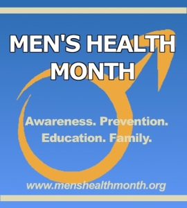 Photo Credit: www.menshealthmonth.org/