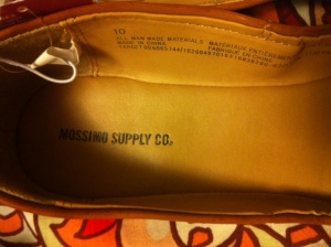 Mossimo Cognac Flats2_Friday Fav 9-26-2014