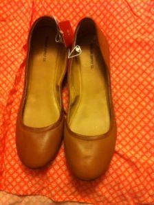 Mossimo Cognac Flats_Friday Fav 9-26-2014