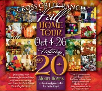 Cross Creek Ranch Fall Tour
