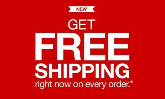 free shipping-Target