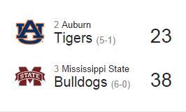 MS vs Auburn