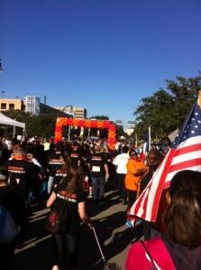 MS Walk 2014 Crowd Pic