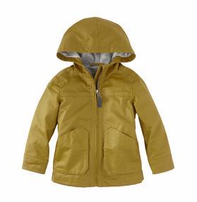 Trekker Hooded Jacket_Tea Collection