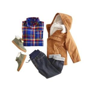 boy winter outfit